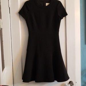 KATE SPADE  little black dress Size 6.